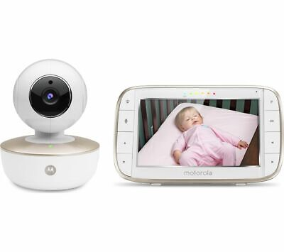 MOTOROLA MBP855 Connect Portable Video Baby Monitor
