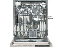 KENWOOD KID60S17 Full-size Integrated Dishwasher ex display /11