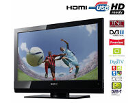 REFURBISHED 19 inch HD LCD TV's + WARRANTY + FREE DELIVERY