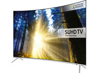 "Samsung KS7500 43"" 7 Series Curved SUHD QUANTUM DOT Smart LED TV"