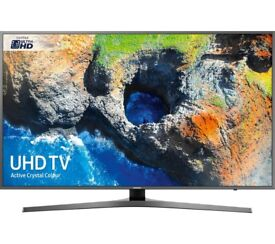 "SAMSUNG 65"" Smart 4K Ultra HD HDR LED VOICE CONTROL FLAT SCREEN TV"