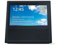 Amazon Echo Show Black Unopened New Boxed