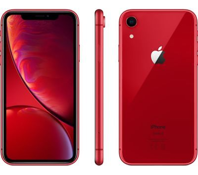 APPLE IPHONE XR 128GB ROSSO 6.1 NUOVO RED GAR 24 MESI SMARTPHONE 128 GB X R