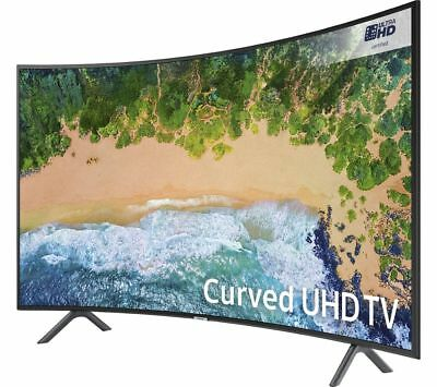 Samsung UE55NU7300 4k HDR Curved OPEN MINT CONDITION