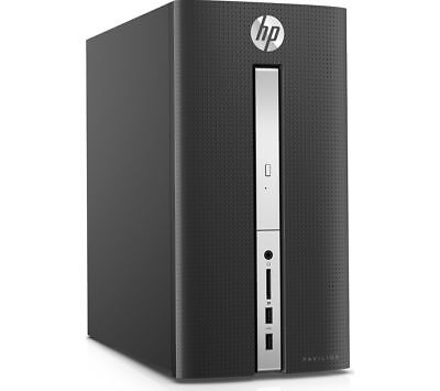 Hp Pavilion 570-P056na Intel i5-7400 3.0GHz Quad Core Pc de Sobremesa - Windows