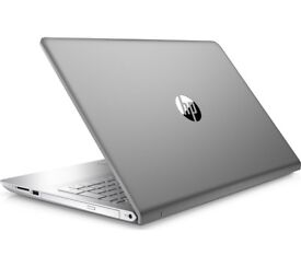 HP laptop i5-bs158sa, 15.6inch. Brand new. Silver.
