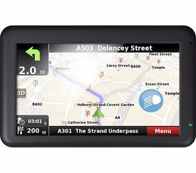 New Lower Price - BINATONE F435 SAT NAV (BRAND NEW, NEVER BEEN OUT OF THE BOX)