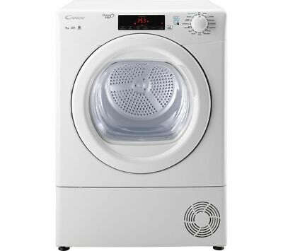 CANDY GSV C9TG NFC 9 kg Condenser Tumble Dryer - White - Currys