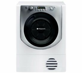 HOTPOINT Aqualtis Condenser Tumble Dryer 9Kg