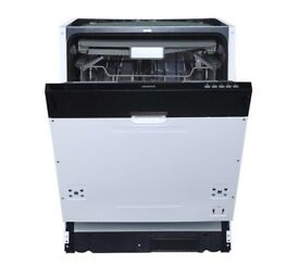 KENWOOD KID60B16 Full-size, Built in, Integrated Dishwasher, RRP £349