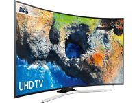 "Samsung UE55MU6220 55"" inch Smart 4K Ultra HD HDR Curved LED TV"