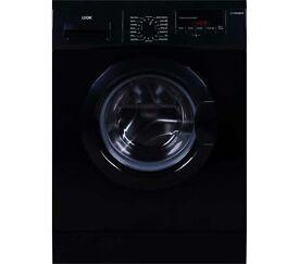 New 7kg LOGIK L712WMB16 Washing Machine - Black