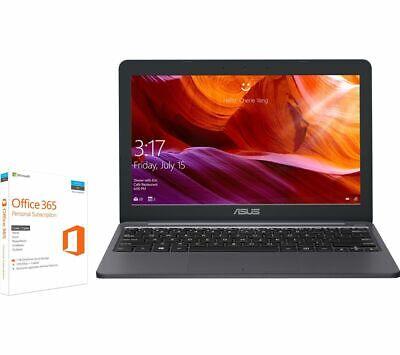"ASUS E203MA 11.6"" Laptop - Intel® Celeron™, 64 GB eMMC, Grey - Currys"