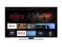 JVC LT-50CF890 Fire TV Edition 50 Inch Smart 4K Ultra HD HDR LED TV with Amazon Alexa