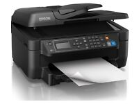 EPSON WorkForce WF-2750 /2 All-in-One Inkjet Printer with Fax