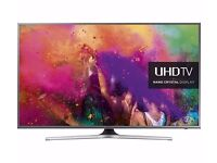 "QUICK SALE - MOVING OUT - 50"" Samsung Smart Ultra HD 4K LED TV - UE50JU6800"