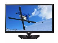 "LG 22"" FULL HD MONITOR FREEVIEW TELEVISION"