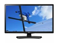 "Selling LG 24MT48S Smart 24"" LED TV Brand New - Unopened box"