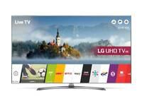 "LG43UJ750V 43"" Smart 4K Ultra HD HDR LED TV"