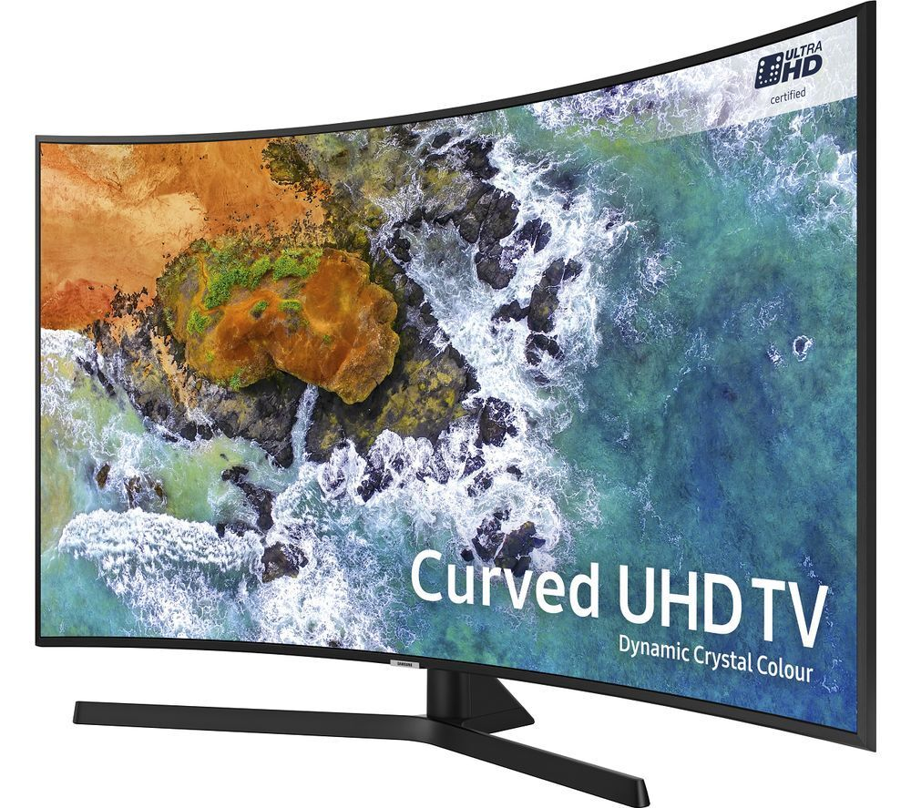 Samsung UE65NU7500 Curved HDR 4K Ultra HD Smart TV, 65