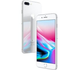 Apple iPhone 8 Plus 64 GB Silver Unlocked / Simfree