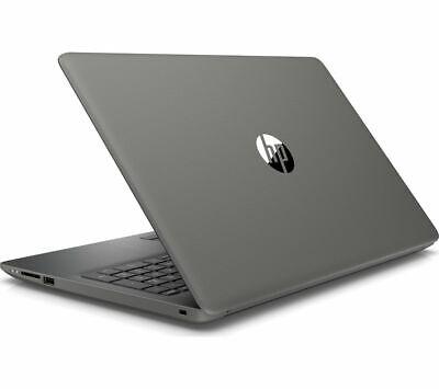 "HP 15-db0521sa 15.6"" AMD A6 Laptop - 1 TB HDD, Grey - Currys"