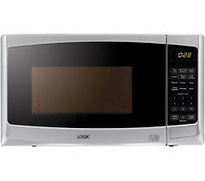 LOGIK L20GS14 Microwave with Grill - Silver - Currys