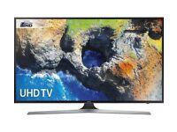 "Smart 50"" Samsung UE50MU6120 4K UHD TV"