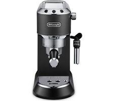 DELONGHI Dedica EC685BK Coffee Machine - Black - Currys