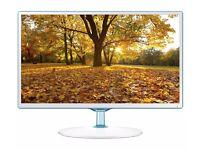 """SAMSUNG T24D391 24"""" LED TV - White"""