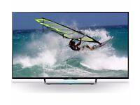 "SONY BRAVIA KDL50W809CBU Smart Android 3D 50"" LED TV"