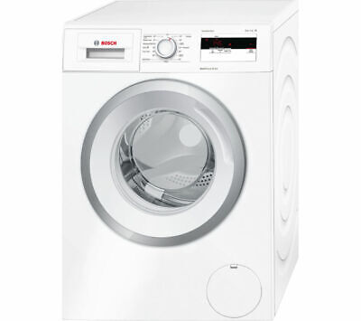 BOSCH Serie 4 WAN28080GB Washing Machine - White - Currys