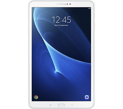 Samsung Galaxy Tab A SM-T580 16GB, Wi-Fi, 10.1in - White