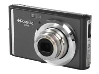 Ultra Compact Digital Camera Brand New -18 MegaPixel Polaroid IE826 (18MP 8x Optical Zoom, (Black)