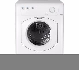 Hotpoint Tumble Dryer New White Vented