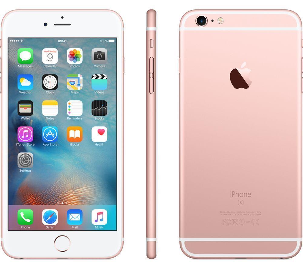 Apple iPhone 6s Plus 64GB Rose Gold  GSM+CDMA Warranty, Seal