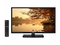 "24 INCH LOGIK L24HED16 24"" LED TV with Built-in DVD Player 5 PIECES AVAILABLE"
