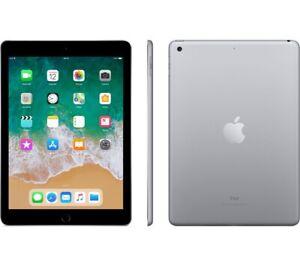 iPad 6th Generation 32 GB Wi-Fi Space Grey