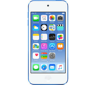 APPLE iPod touch - 32 GB, 6th Generation, Blue