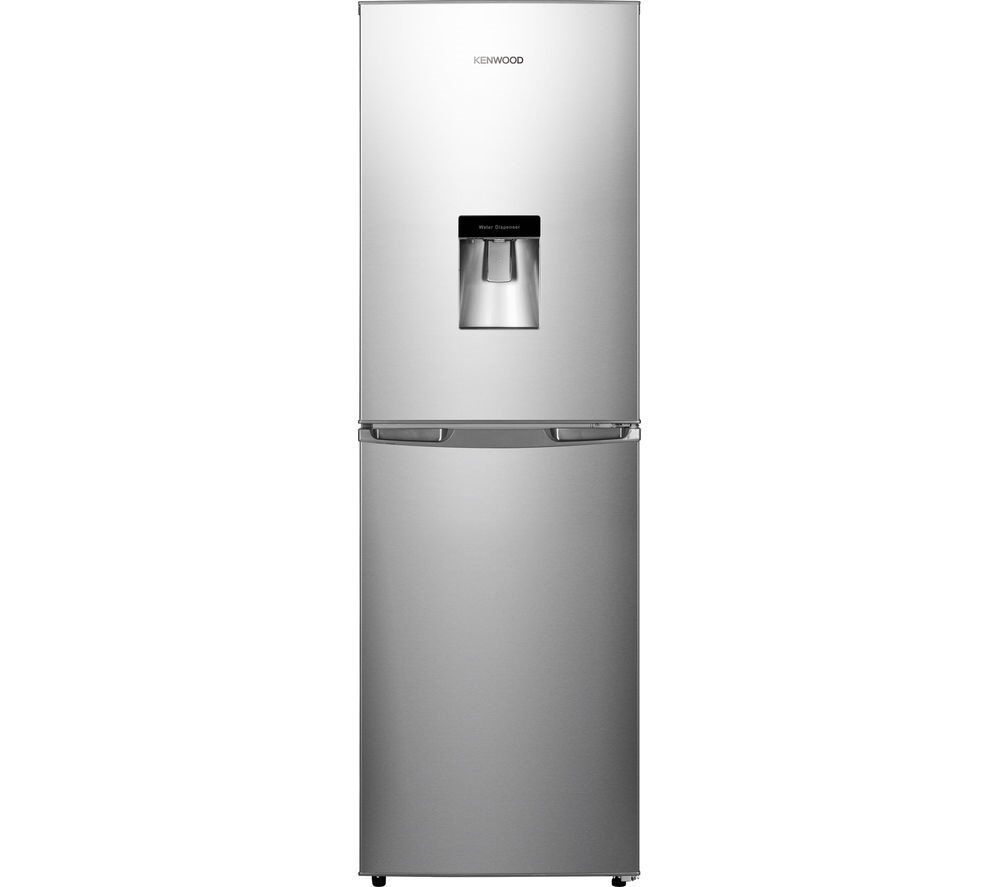 KENWOOD KFCD55X15 Fridge FreezerStainless Steelin Leicester, LeicestershireGumtree - This unbelievable offer is for a limited time only. We are extending our January sales to help soften the blow from the Christmas and January sales shopping bonanza. This brand new chrome fridge freezer comes with a water dispenser for constant...