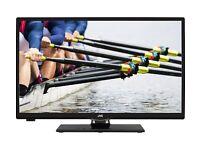 "BRAND NEW - JVC LT-24C660 - SMART 24"" LED TV - STILL BOXED - COST £159.99 - ACCEPT £125"