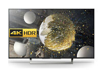 "SONY BRAVIA KD49XD8305BU ANDROID Smart 4K Ultra HD HDR 49"" LED TV"