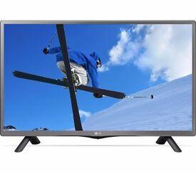 """New Boxed LG 28LF491U Smart 28"""" LED TV Was: £249.99"""