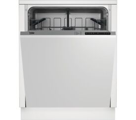 Beko full size integrated dishwasher new ex display + warranty