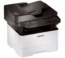 Samsung Xpress M2885FW 4-in-One Monochrome Laser with 100% toner, fully refurbished great deal!