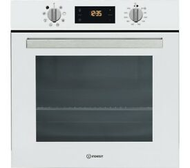 INDESIT Aria IFW 6340 BL Electric Oven - WHITE- EX DISPLAY /1