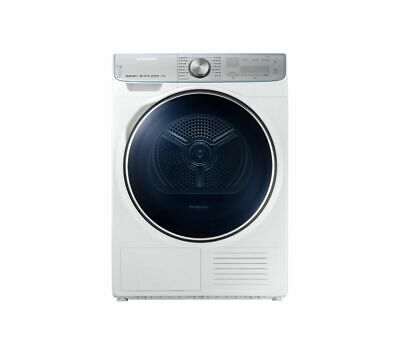 SAMSUNG DV90N8289AW/EU Smart 9 kg Heat Pump Tumble Dryer - White - Currys