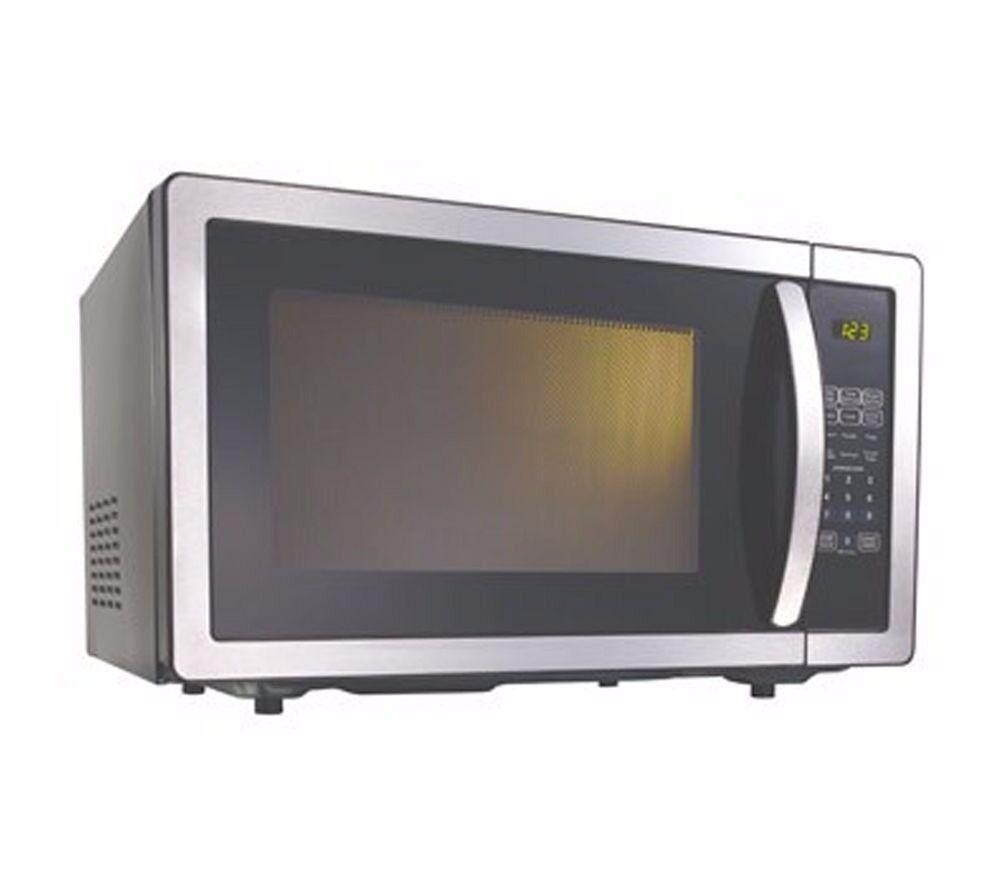 KENWOOD Microwave - Black & Stainless Steel
