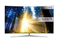 "Samsung Smart 4k Ultra HD HDR 49"" Curved LED"