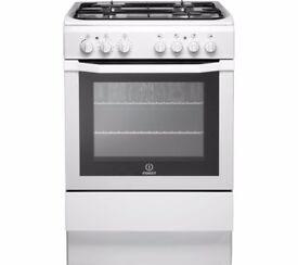 Indesit Gas Cooker, less than 18 m old from Curry's - £40. This is the closest picture I can find.